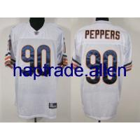 China Best Wholesale football jersey 100% Nylon Chicago Bear s 90# Julius Peppers Authenitc Youth,baby White sports jersey wholesale on sale