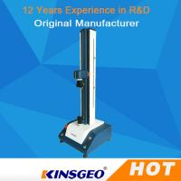 Buy cheap 10kg Capacity Adhesive Tape Peel Adhesion Test Equipment for Tensile Strength Test product