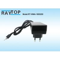 Quality 100-240VAC Input EU Plug 16V 2A Wall-mount Power Adapter  RCA Jack for Santral for sale