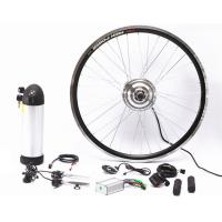 Quality 7 Speed Rear Wheel Electric Road Bike Conversion Kit Complete 26 Inch 24v 250w for sale