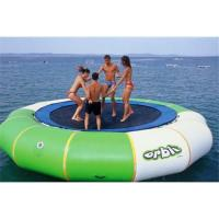 Quality inflatable water trampoline for sale