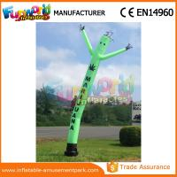 Quality Hot Mini Inflatable Desktop Sky Air Dancer Inflatable Dancing Man With Blower for sale