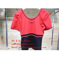Quality Top Grade Cheap Summer Used Running Clothes 2Nd Hand Clothes In Bales for sale