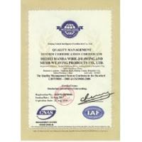 Yinuo Hardware Industrial Co.,Ltd Certifications