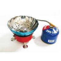 China 560g Flood Rescue Equipment Stove Folded Kettle Butane Gas Fuel on sale