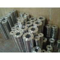 Buy BL SO WN LJ SW TH Duplex SS Flange Stainless Steel Tube Fittings ASTM A182 at wholesale prices