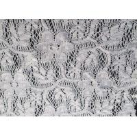 Quality Floral Lace Fabric for sale