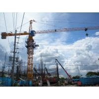 Buy cheap transport Machinery Designed Easy For Maintenance TC7030 Tower Cranes product