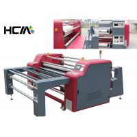 Quality High Speed Roll To Roll Fabric Calendar Heat Press Transfer Machine Multifunction for sale