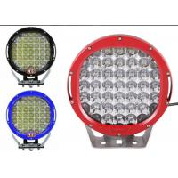 Quality 185W High Intensity LED Driving Lights For 12 volt to 24v Offroad / Truck / Mining for sale