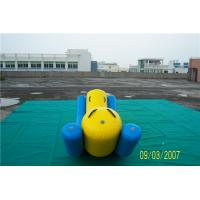 Quality Durable Water Park Inflatable Water Games Blow Up Swim Toys TUV Certificated for sale