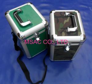 Quality Custom Aluminium Transport Case , Durable Aluminium Storage Case Wear Resistant for sale