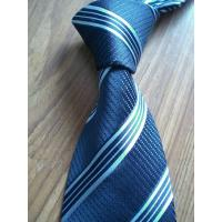Quality Blue and grid neck tie for sale
