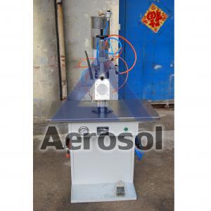 China Gas Cartridge Semi-automatic Filling Machine on sale