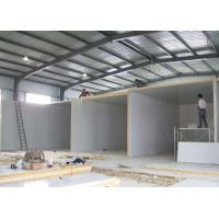 Buy cheap Restaurant Commercial Cool Storage Room With Compressor / Cold Room Construction from wholesalers