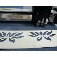 Buy cheap Thin Ply Wood Veneer Sheet Pattern Knife CNC Cutting Machine / Table from wholesalers