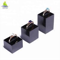 Quality Professional Jewelry Exhibition Stand Single Ring Jewelry Display ROHS Certification for sale