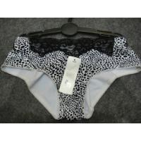 Buy cheap OEM Breathable Camouflage Spandex Custom Print Briefs for Ladies product