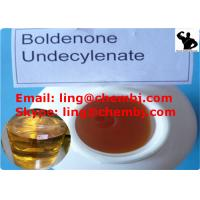 Quality Boldenone Steroid EQ Boldenone Undecylenate Equipoise CAS: 13103-34-9 for Muscle Building for sale