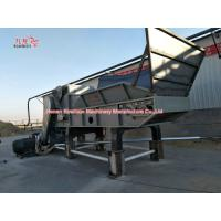 Quality Bulky Waste Wood Biomass Crusher Compact Design Wear Resistant Eco Friendly for sale