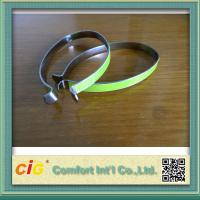 Quality Reflective Bicycle Belt And Outdoor Bike Trousers Clip For Safety Products for sale