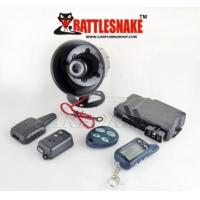 Quality High Class Two Way Paging Car Alarm System,Tomahawk TZ-9030,Russian Version for sale