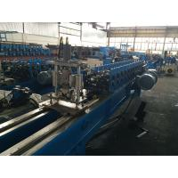 China Omega High Speed Metal Stud Roll Forming Machine Adjustable 2.0mm 18.5KW + 11w on sale