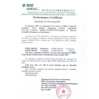 China Kayi Industrial Co., Ltd. Certifications