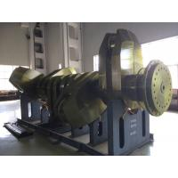 Buy cheap Marine Heavy Steel Forgings Forged Shaft S34MnV S34CrNi M60.6 M60.6_42 product