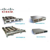 Buy cheap 32K Entries Cisco Fiber Distribution Switch , Nexus 5k Switch VLAN Support N5K from wholesalers