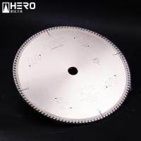 Quality Solid Pcd Saw Blades 96 Teeth Wide Application Copper Silver Welding Material for sale