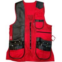 China Custom Lightweight Hunting Shooting Vest Breathable Clay Shooting Vest on sale