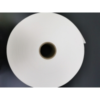 Quality Non Woven Fabric Raw Material 40g Diaper Absorbent Paper for sale