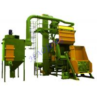 Quality High Precision Shot Blasting Machine For Heat Treated Forgings for sale
