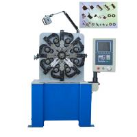 Quality Spring Coiler  & Torsion Spring Winding Machine With Feed Speed 200m / min for sale