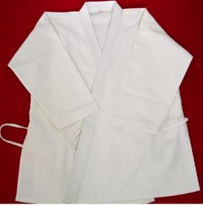 China white karate uniforms on sale
