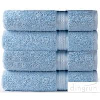 Quality 100% Pure Ringspun Cotton Luxurious Ultra Soft Oversized Extra Large Bath Towels for sale