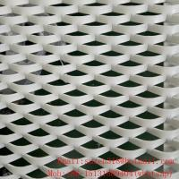 Quality aluminum expanded metal mesh for window screen partition decoration for sale