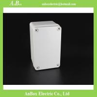 China 130*80*70mm ip66 weatherproof Plastic wiring junction box electrical suppliers on sale
