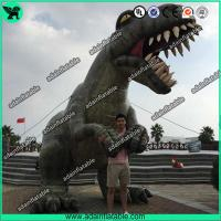 Quality Giant Advertising 5m Inflatable T-REX Dinosaur Event Inflatable Animal Model for sale