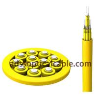 Quality Wrapped Fiber Optic Cable Accessories / Jacket Combined Distribution Fiber Cable for sale
