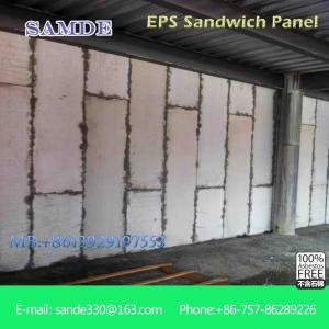 Earthquake proof sandwich panel external wall cladding as farm fence
