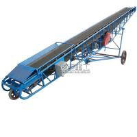 Quality High Capacity Conveyor Belt  Manufacture Production Line for sale