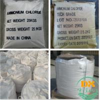 Quality ammonium chloride industry grade for sale