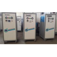 Quality High Purity Stainless Steel Small Nitrogen Generator For Nitrogen Puffing for sale