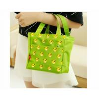 Logo Printing Personalized Lunch Bags 21*13.5*18.5cm Dimension Non Toxic