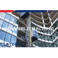 Quality Customized Single Cage Construction Elevator Rental Building Hoist for sale
