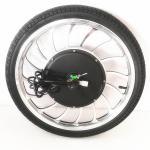 "Quality BLDC 36v 48v 1000w 20"" Electric Bike Hub Motor / Bicycle Wheel Electric Motor for sale"
