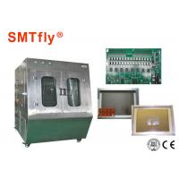China Double Liquid Tank Ultrasonic Pcb Cleaner, Circuit Board Cleaning Equipment SMTfly-8150 on sale