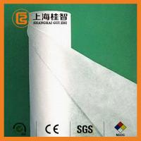 China Wet Wipes Spunlace Non Woven Fabric Raw Material 40% Viscose And 60% Polyester on sale